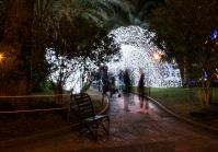 Salerno by Night Maria Saggese