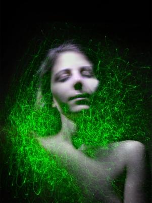 Laser e ritratto