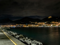 Salerno by nght