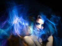 Ritratto & Light Painting