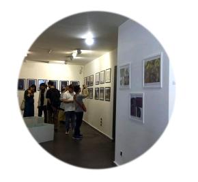 """Napoli, inaugurata la mostra """"Colore e Concretezza"""""""