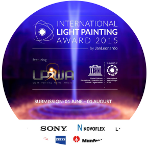 Aperte le iscrizioni all'International Light Painting Award 2015