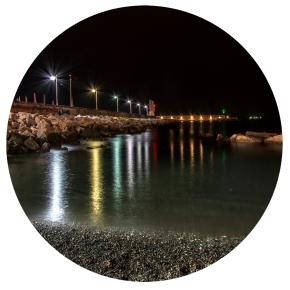 Uscita fotografica notturna nella città diSalerno
