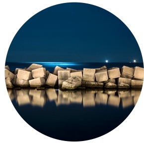 Le foto della splendida Salerno bynight
