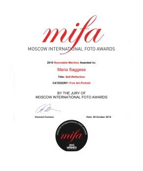 Honorable Mention MIFA Awards 2015