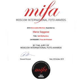 Honorable Mention MIFA Awards2015