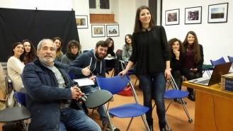 Workshop di Light Painting, Informagiovani Salerno