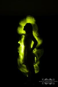 Workshop fotografico di Light Painting Salerno
