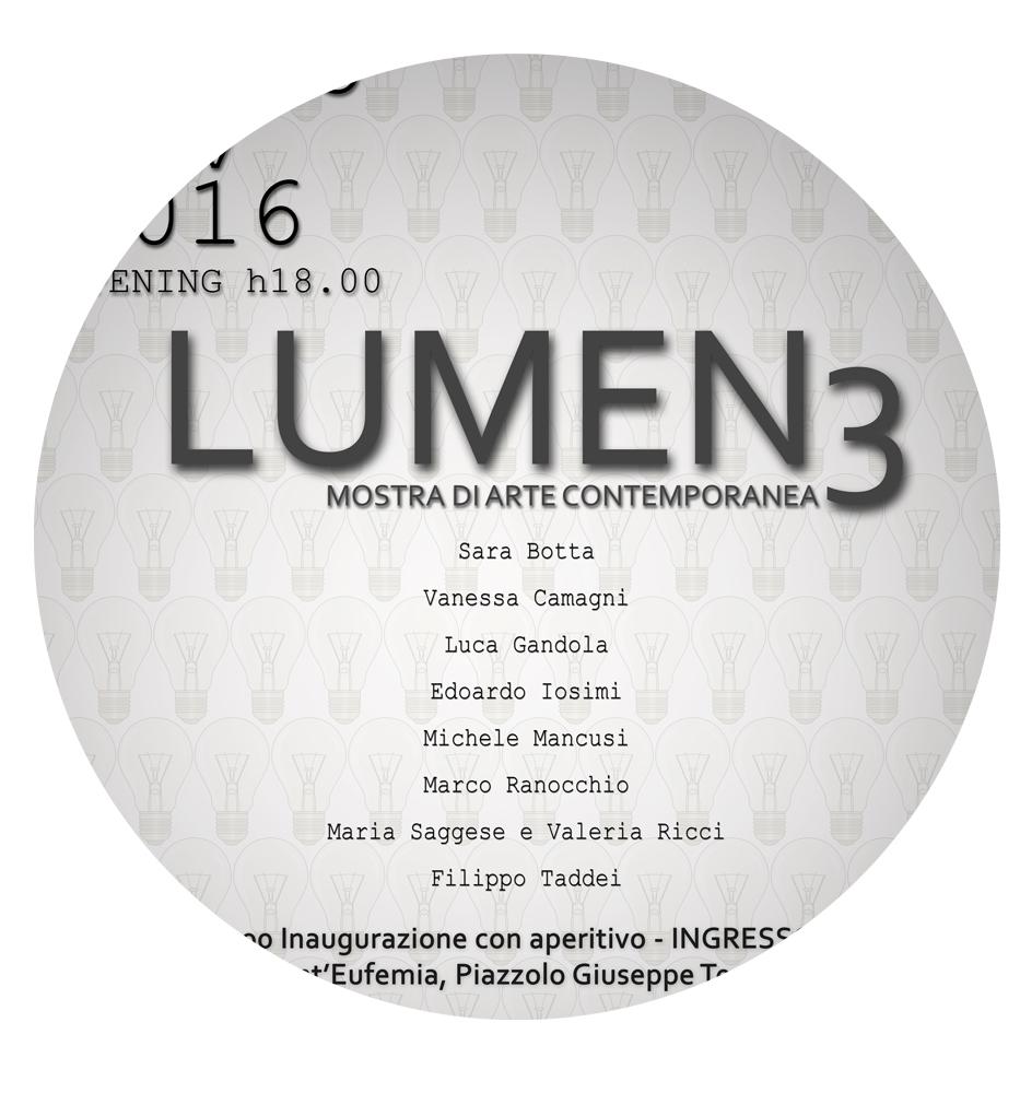LUMEN 3 – dialoghi creativi attraverso la luce, una mostra di Ortica Contemporary Art a Como