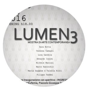 LUMEN 3 – dialoghi creativi attraverso la luce, una mostra di Ortica Contemporary Art aComo