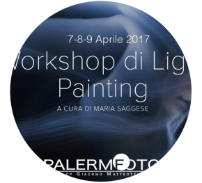 Workshop di Light Painting a Palermofoto