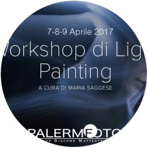 Workshop di Light Painting aPalermofoto