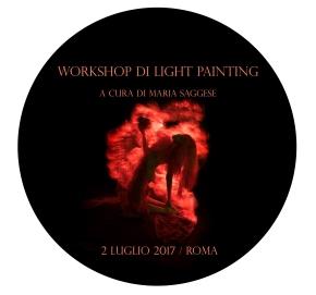 Workshop di Light Painting con Chiara Pavoni aRoma