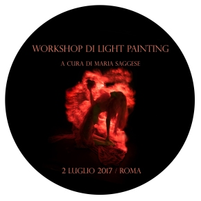 Workshop di Light Painting con Chiara Pavoni a Roma