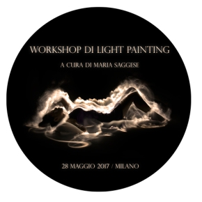 Workshop di Light Painting a Milano